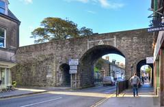 Marygate, Berwick-upon-Tweed, Northumberland (Baz Richardson (catching up again!)) Tags: northumberland berwickupontweed marygate medievaltownwalls streetscenes