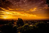 How not to take a sunset shot #2 (dmunro100) Tags: adelaide dusk city summer canon eos 80d canonefs1018mmf4556isstm