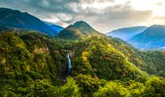 小烏來風景區 Xiao Wulai Scenic Area (Y.P. Jhou) Tags: 小烏來 風景 下午 台灣 旅遊 景點
