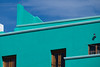 Blue and Blue (Rhonda Dubin) Tags: doloreshidalgo blue building mexico architecture abstract