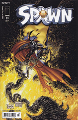Spawn 33 (micky the pixel) Tags: comics comic horror heft imagecomics infinityverlag toddmcfarlane gregcapulla spawn
