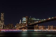 595 - New York - Brooklyn Bridge - 28.10.16-LR (JrgS13) Tags: aida aidadiva aufnahmebereiche brooklynbridge hngebrcke indiansummer kreuzfahrt nachtaufnahmen newyorkcity nordamerika reise newyork usa