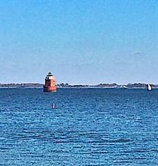Sandy Point Shoal Light (Suzenews) Tags: maryland annapolis lighthouse sandypoint
