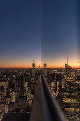 Ditto. (ashpmk) Tags: nyc empirestate building buildings newyork manhattan cityscape travel reflection