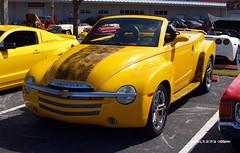 161029_03_GHD_ChevySSR (AgentADQ) Tags: car show gator harleydavidson leesburg florida auto automobile collector ssr chevy chevrolet