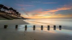 The limit (Nicolas Reggiani) Tags: bassindarcachon longexposure poselongue littoral beach plage