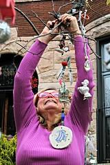 DSC_3227 (Bill A) Tags: baltimore street people children grandparents tree ornaments
