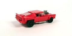 1970 Chevrolet Camaro (timhenderson73) Tags: lego custom moc chevy chevrolet camaro 1970 second gen muscle car hot rod
