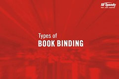 Types of Book Binding (SirSpeedyIndore) Tags: bookbinding services sirspeedy