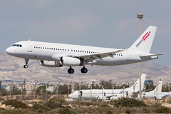 ZS-GAS - Global Aviation - Airbus A320-231 * Prophetic Channel * (5B-DUS) Tags: airbusa320 globalaviation planes zssouthafrica zsgas global aviation airbus a320231 phrophetic channel a320 320 lca lclk larnaca larnaka international airplane airport aircraft cyprus flughafen flugzeug plane planespotting spotting