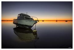 L1003845 (robert.french57) Tags: d43 boats sunset sun lowlight coast sea thorpe bay southend shoeburyness essex bob robert french 57 leica m 240 white butterflies