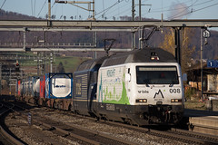 BLS Re 465 008 + 465 011 (daveymills31294) Tags: bls re 465 008 011 baureihe cargo liestal
