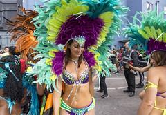 im shy (Mark Rigler UK) Tags: portrait beautiful school samba notting hill carnival 2016 london england party street girl dance festival carribean parade music bass candid people brazilian costume ladbroke grove westbourne sony rx10 mark rigler