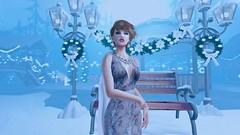 SL Christmas Expo (Yaiza Galicia) Tags: catwa maitreya glamaffair duraboy glitter sl christmas expo poses secondlife events relayforlife event mesh