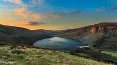 Lough Tay - Guinness Lake (F Cifuentes) Tags: ireland wicklow guinness lake landscape