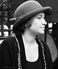 Girl with the bowler hat (railfan3) Tags: candid girl girls bowlerhat hat headwear bolhoed bw cute female younggirl thought pensive portret adelaide australia australian southaustralia