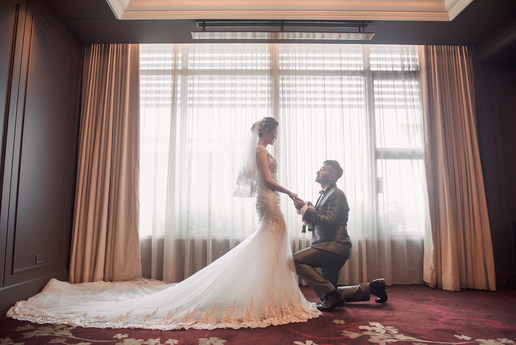 130台北國賓樓外樓婚禮紀錄