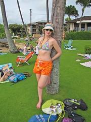 palm tree poser (EP Holcomb) Tags: hawaii kauai