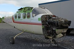 EI-CAX (CJK PHOTOS) Tags: private 1 year engine continental number engines type date kieran 1979 current oconnor address registration cessna serial owner manufacture status manufacturer 00215 210n 28032003 eicax tsio520d