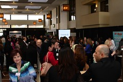 Networking at Latina Conference 2014