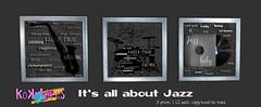[KoKoLoReS] It's all about Jazz ( ~  ~) Tags: jazz rhapsody jazzage flappergirl kokolores shortandsassy meshhair