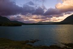 Lough Garroman (Riki click) Tags: ireland galway connemara westireland letterfrack irishlandscape galwaycounty connemaranationalpark garroman loughgarroman