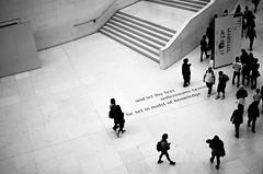 Exploring British Museum (Anna Frascari) Tags: bw london museum nikon bn british 18mm nikon5100