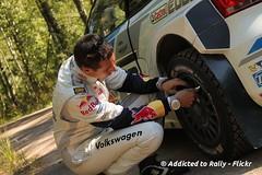 Ingrassia - Polo WRC - Neste Oil Rally Finland 2014 (Addicted to Rally) Tags: finland rally wrc oil polo 2014 neste ingrassia