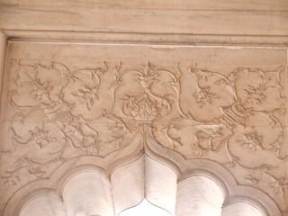 Agra Fort / アーグラ城塞(じょうさい)