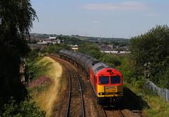 ACCRINGTON POWER (fenaybridge) Tags: preston bitumen 60 dbs accrington ews eastlancashire 60017 6e32