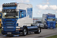 KER Transport Scania R620 'Longline' YX56 MYH (truck_photos) Tags: