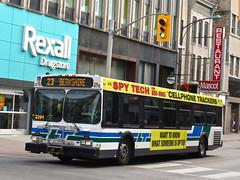 London Transit Commission 476 (YT | transport photography) Tags: new bus london flyer transit commission d40lf