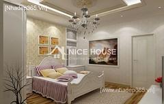 Thiết kế nội thất phòng ngủ tân cổ điển_03