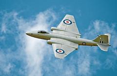 Awesome.. (mickb6265) Tags: northampton xh134 sywellaerodrome midairsquadron englishelectricpr9canberrabomber sywellairshow2014