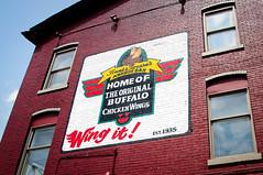 The Anchor Bar (Gary Ess) Tags: food chicken america wings buffalo august chickenwings 2014 originator