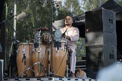 Mulatu Astatke (Waldemar Stoffel) Tags: suomi finland finnland skandinavien fin pori bjrneborg openairfestival satakunta mulatuastatke porijazz2014