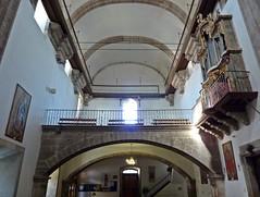 Da 5 - Melide - Iglesia de Sancti Spiritus (J.S.C.) Tags: espaa spain galicia caminodesantiago melide acorua peregrinacin