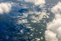 Aerial, Miami marshland (thejaan) Tags: ocean above park sky costa sunlight detail macro reflection art beautiful up field clouds forest plane river painting lens airplane flow island photography mirror boat high ecuador nikon rainforest scenery colombia pattern open view miami top gorgeous central flight salt wing like atmosphere dry playa rica aerial reservoir clear telephoto swamp ethereal marsh badlands cloudforest atmospheric intricate pristine guanacaste cabuyal
