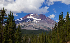 The South Sister (Wolfram Burner) Tags: mountain pine oregon sony central photojournalism 7 science observatory alpha burner journalism rocketry wolfram pmo alpha7 wolfrm ilce7