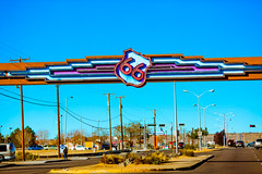 66 Ways to Say You Love Me (Thomas Hawk) Tags: usa newmexico route66 neon unitedstates fav50 unitedstatesofamerica albuquerque fav10 fav25 rte66