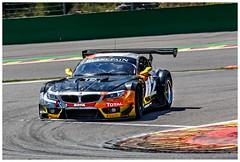 5D-2314-Auto (ac | photo) Tags: sport race speed bmw z4 sprint spa racecars gt3 sportcar bmwz4 spafrancorchamps