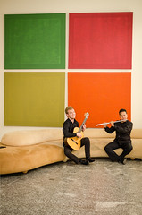 (Nicolas Pedrozo Salazar) Tags: nikon guitar duo flute msica violo flauta d7000