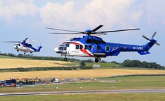 Bristow Helicopters Eurocopter EC-225LP Super Puma Mk2+ G-ZZSC Arrival (Mark 1991) Tags: aberdeen bristow eurocopter sikorsky superpuma abz aberdeenairport s92 ec225 bristowhelicopters gzzsc gcich