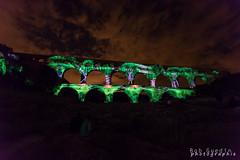 Son et lumiere Pont du Gard-24 (Bob Guedin) Tags: son du lumiere pont et gard spectacle
