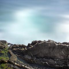#9 (UBU ♛) Tags: water blues bluacqua ©ubu unamusicaintesta landscapeinblues bluubu luciombreepiccolicristalli