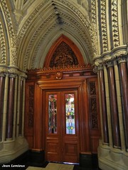 Ottawa - Parlement du Canada (JeanLemieux91) Tags: summer ontario canada glass interior library ottawa hill capital july parliament canadian stained biblioteca vitrail julio verano inside capitale parlement t bibliothque juillet colline intrieur canadien parlamento 2014