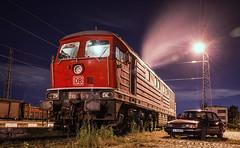 232 / 900 (BackOnTrack Studios) Tags: classic rail db bulgaria saab 900 232 411 ludmilla schenker 5d49 luganskteplovoz