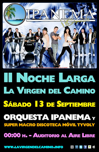 """2a Noche Larga • <a style=""""font-size:0.8em;"""" href=""""http://www.flickr.com/photos/66442093@N08/15009519237/"""" target=""""_blank"""">View on Flickr</a>"""