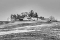 Iowa Farm (nikons4me) Tags: barn buildings farm iowa farmland tamacounty nikond7100 nikonafsnikkor7503000mmf4556