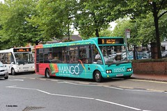 Trent Barton 457 FE02KFD (Andy4014) Tags: bus ripley solo optare trentbarton fe02kfd